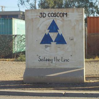 3D COSCOM