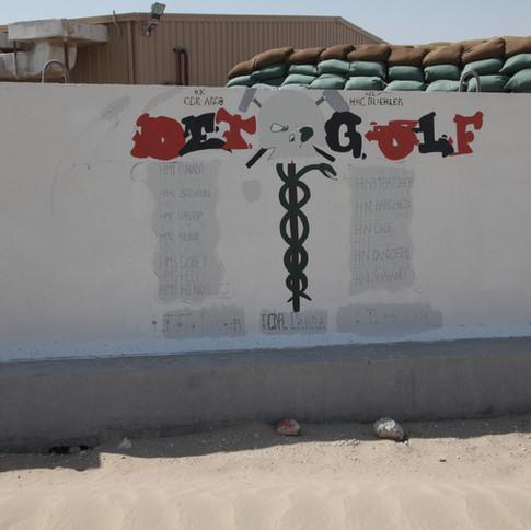 G Det- Expeditionary Medical Facility Kuwait