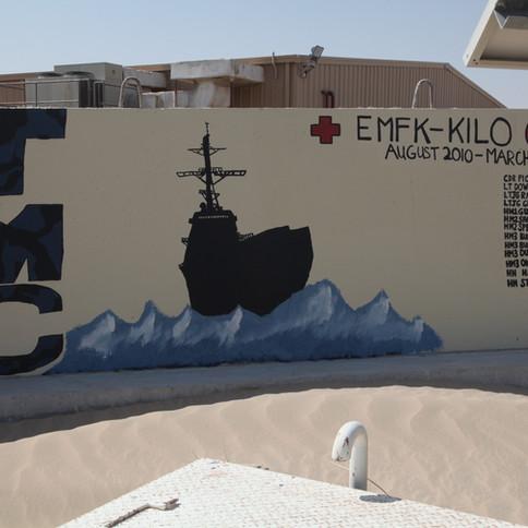K Det- Expeditionary Medical Facility Kuwait