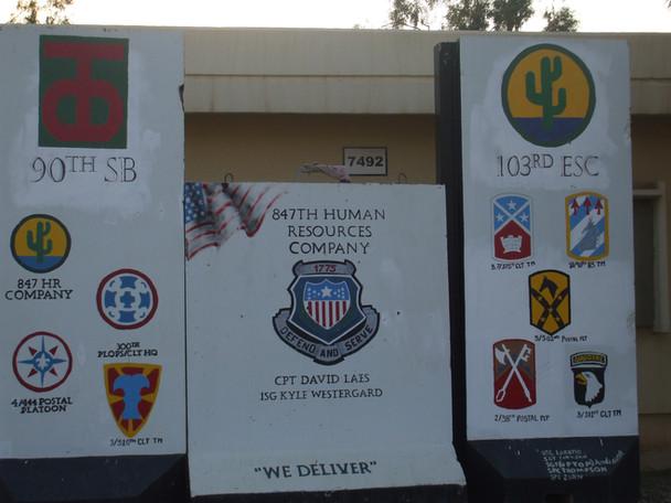 90th STB, 847th HRC, 103rd ESC