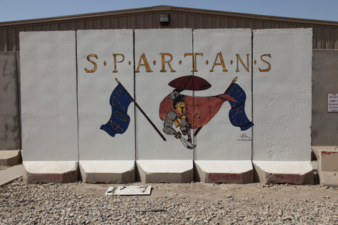 SPARTANS 407th ELRS