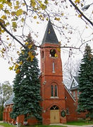 St Joseph Church, Markdale, Christian, Catholic