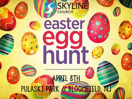 Easter Egg Hunt Team Signups!
