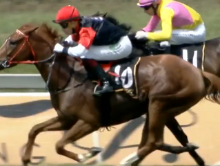 Perfect double at the Vaal!