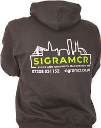 sigramcr grey hoodie 2 colour logo.jpg
