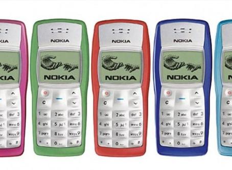 ¿Vuelve el inolvidable e indestructible Nokia 1100?