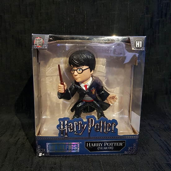 Figura De Acción Harry Potter 10cm Metal