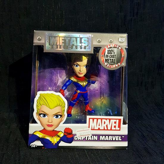 Figura De Acción Captain Marvel 10 cm Metal