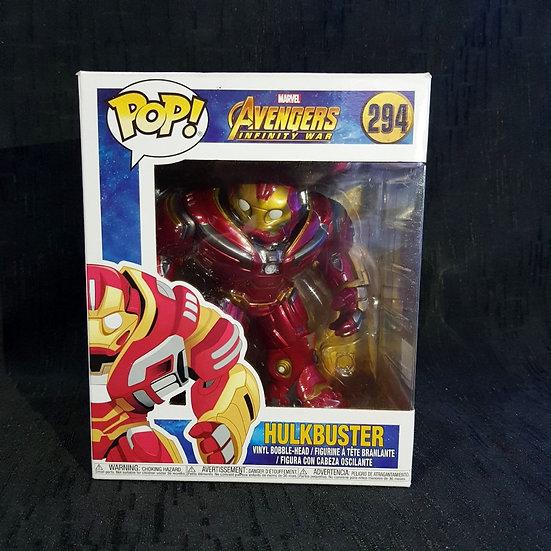 Funko Pop Hulkbuster 294