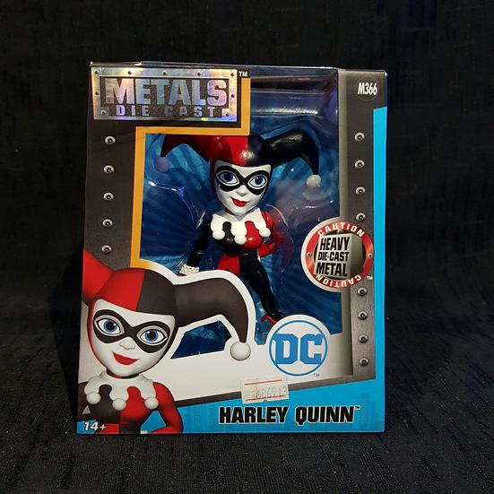Figura De Acción Harley Quinn 10cm Metal