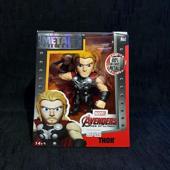 Figura De Acción Thor 10cm Metal