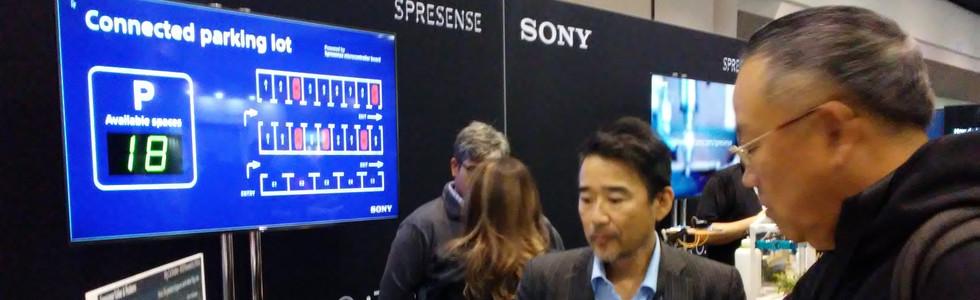 The #Sony #Spresense team