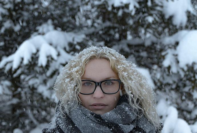 sarai-creation, Winter, Almsee, Grünau