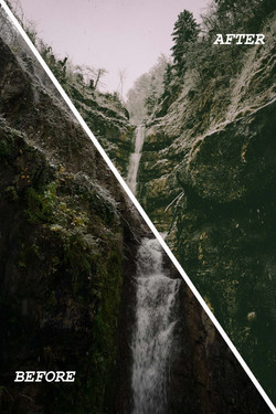 Winterflatgreen