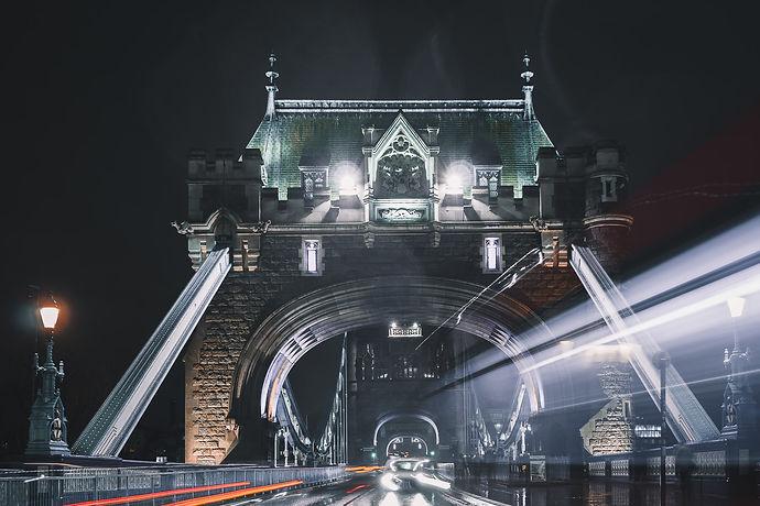 London, Tower Bridge, London Bus