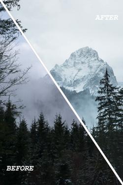 Mountain-Winter