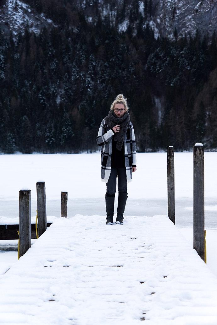 sarai-creation, Winter, Hinterstoder, Schiederweiher