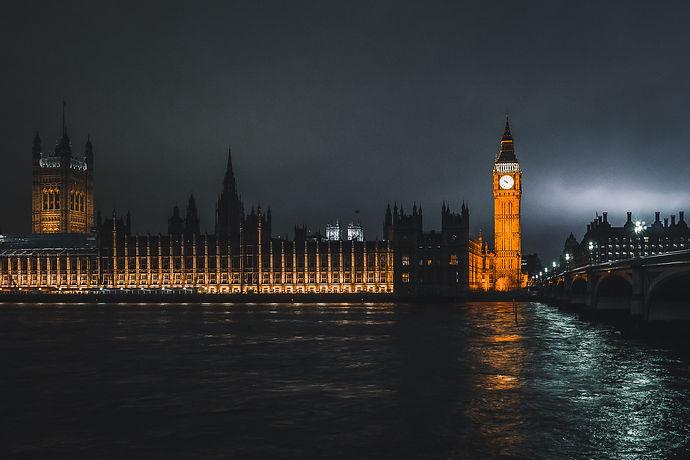 London, houses of parliament, Big Ben