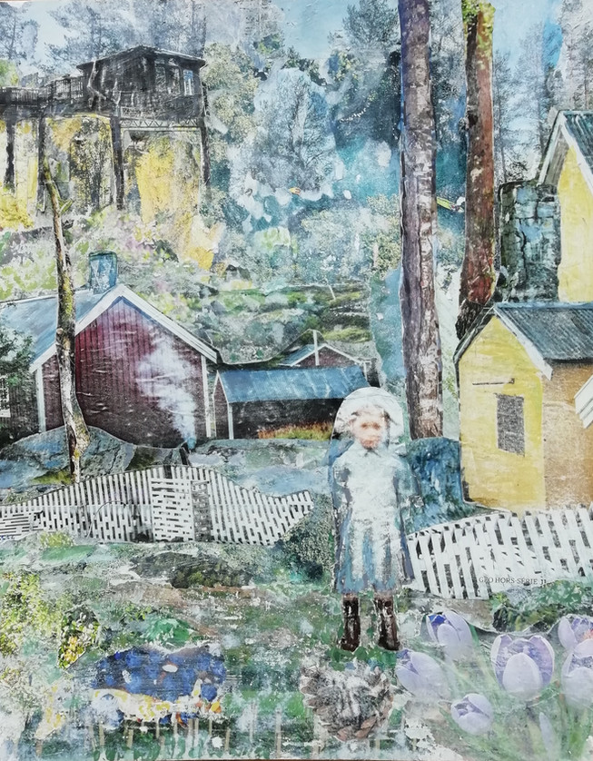 La petite gardienne - Mökkivahti