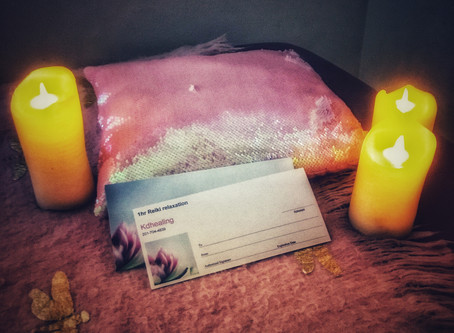Just on time for the Holidays! Gift Certificates are In!