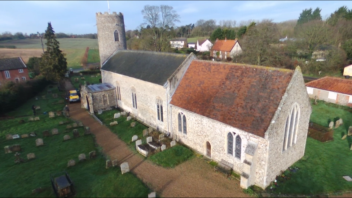 Wissett Church (NSRestorations)