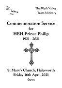 HRH Prince Philip Service Sheet Final.jp