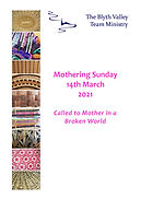 Page1 from Mothering Sunday Eucharist Li