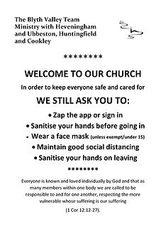 WELCOME TO OUR CHURCH - C-19 poster from 190721.jpg