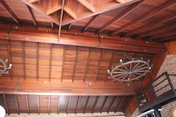 Hermosos techos de madera