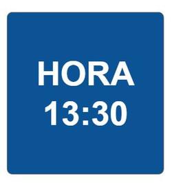 Hora 13:30