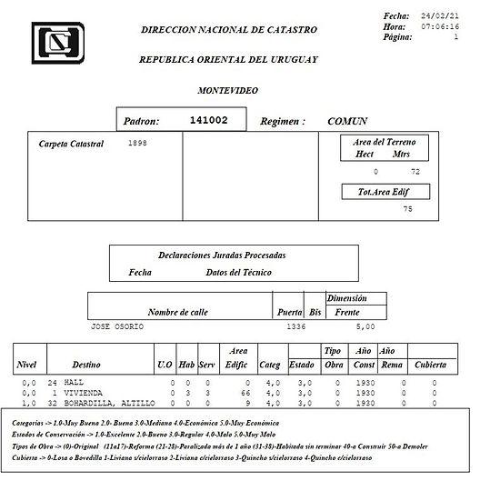 Informacion del Padron Nº 141002.JPG