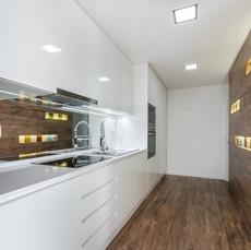 cozinha Moradia Jamor