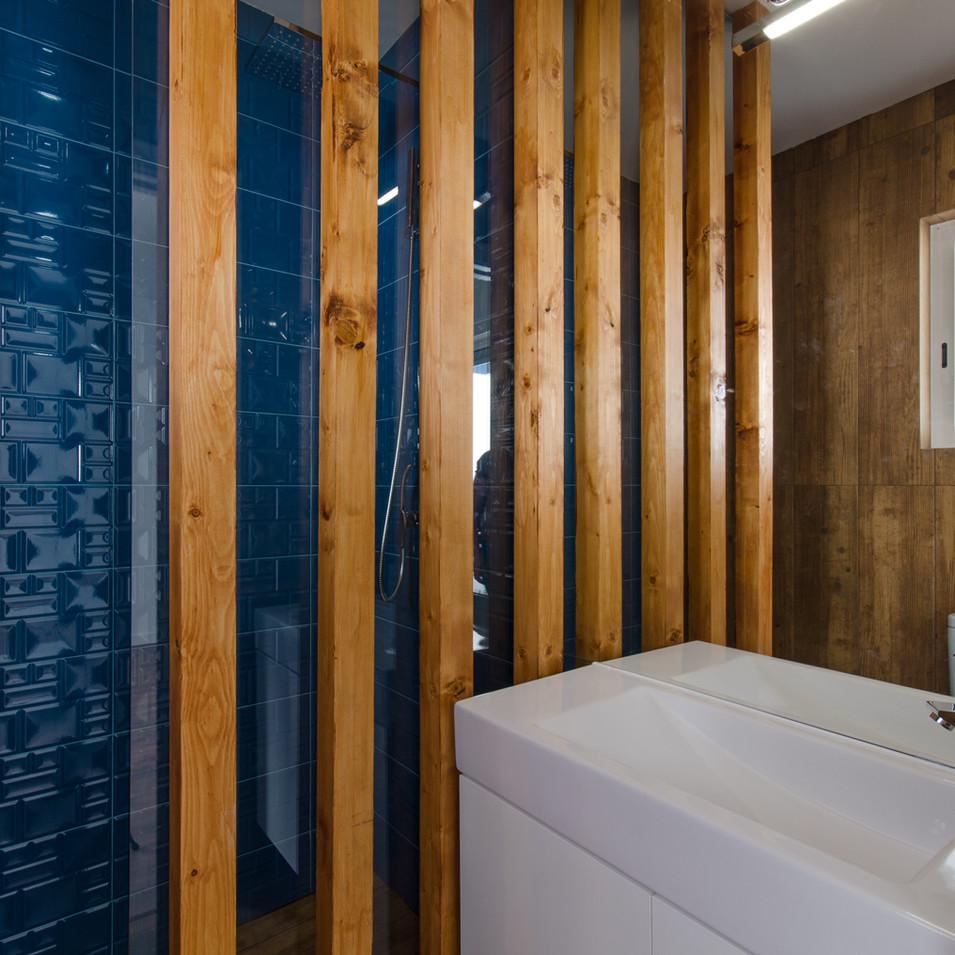 wc suite Moradia Oeiras