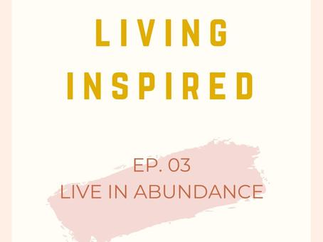 Live in Abundance