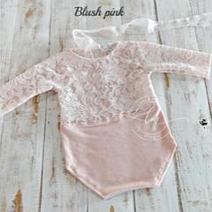 LenkaMareStudio_Blush Pink Romper
