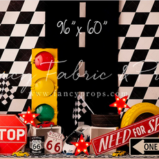 FFP_Need for Speed_96x60 fabric