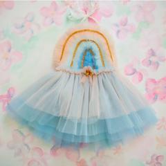 HandMadebyLulu_Rainbow Dress