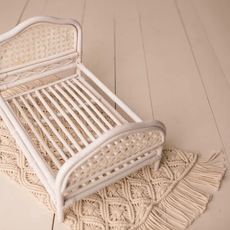 Luneberry_Cream Bamboo Daybed