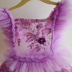 B&B_Purple Floral Dress (12 mos)