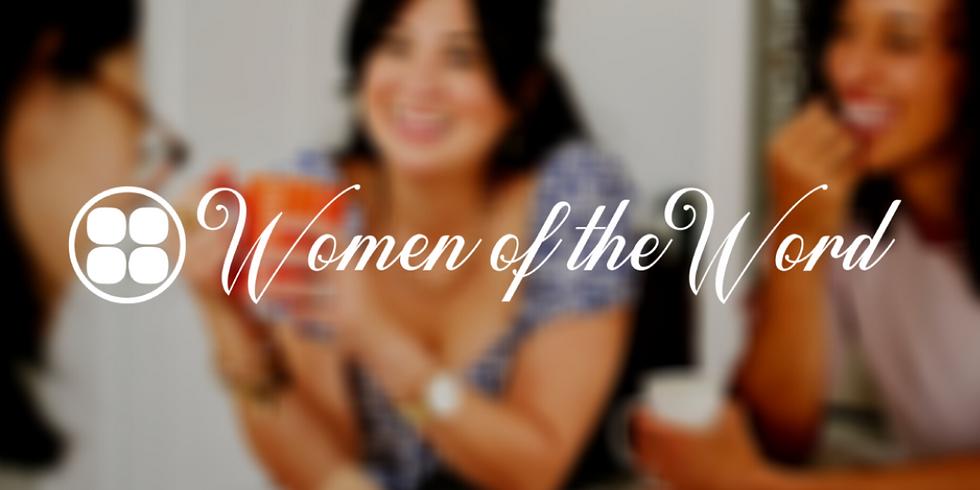 9:30am WOW - Women's Bible Study