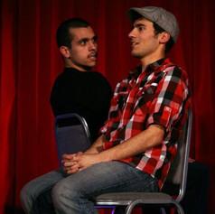 Off the Cuff Comedy Improvisation