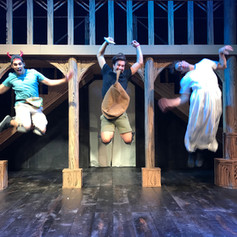 William Shakespeare's Long Lost First Play (abridged) USF