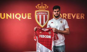 Bienvenue à AS Monaco Gabriel Pereira