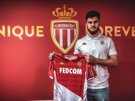 Bienvenue à AS Monaco Gabriel Pereira