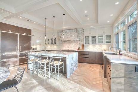 Mount Royal Calgary modern home design k