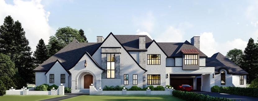 Private Residence ||  Stonewood Luxury Custom Home Design