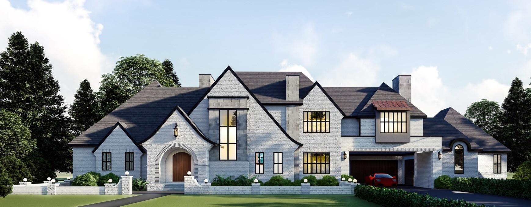 Acreage Springbank New Luxury Home Desig