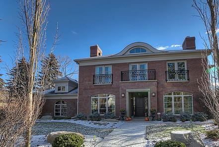 Mount Royal  |  Luxury Home Design