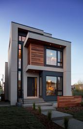 Luxury Spec Home ||  Marda Loop ||  Calgary Custom Home Design