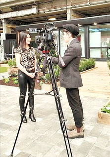 Vancouver Home Design Show Interview with Fairchild TV